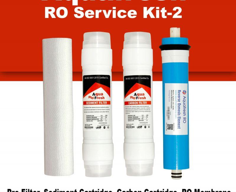 Aquafresh RO Service Kit with Membrane