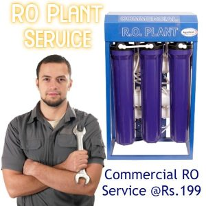 Commercial RO Service & Repairs