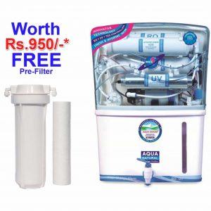 Aqua Natural RO Water Purifier and Service